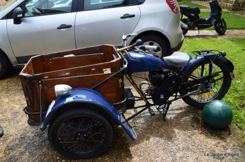 retombantes,puces Lalinde Trémolat,vieilles motos,gouttes,jardin 049.JPG