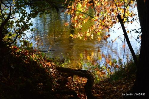 Romefort,bord de Creuse,vent,feuilles,jardin,canal 026.JPG