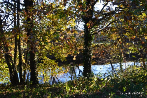 Romefort,bord de Creuse,vent,feuilles,jardin,canal 025.JPG