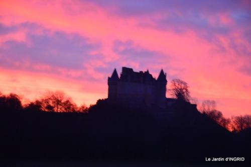 jonquilles,Montignac,massifs,coucher de soleil 079.JPG